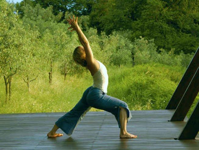 8 Days Yoga Retreat in Italy