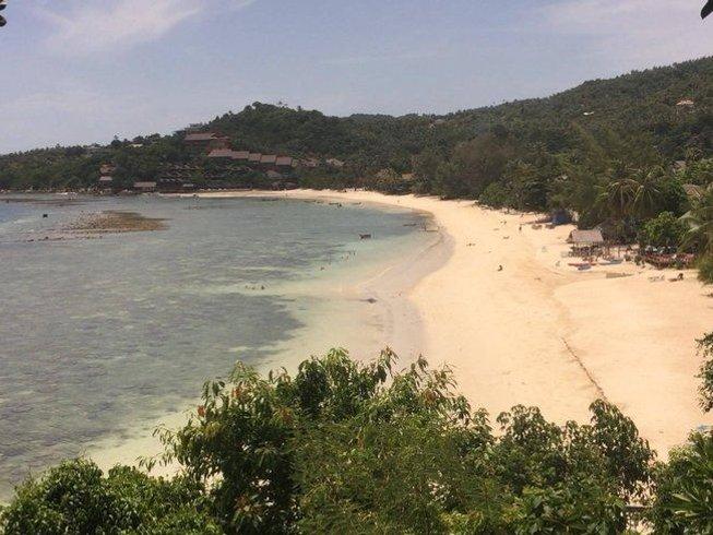 2 Tage Multi-Stil Yoga Retreat Koh Phangan, Thailand