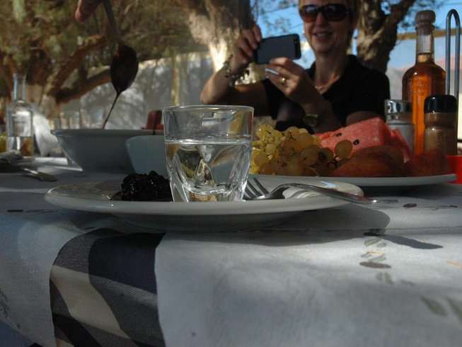 5 Days Vegetarian, Vegan Culinary Tours in Greece