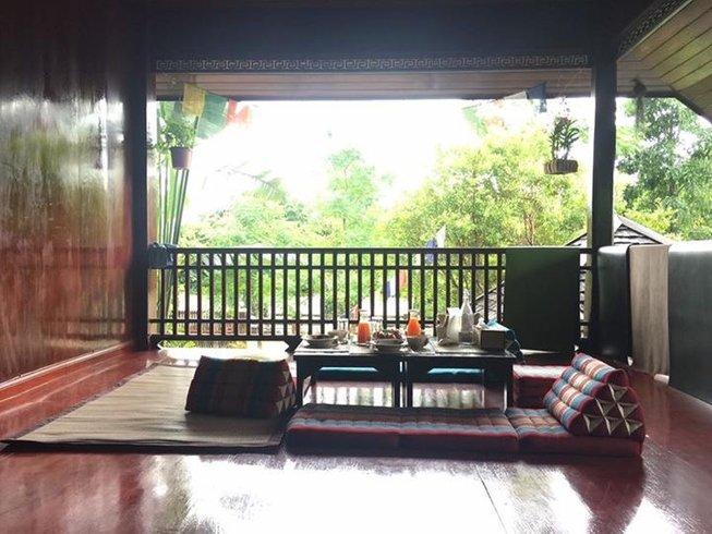 4 Tage Vinyasa, Yin, und Ashtanga Yoga Retreat in der Chiang Rai Provinz, Thailand
