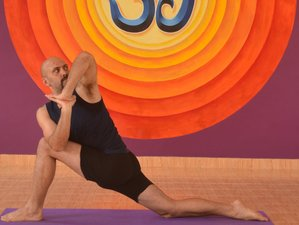 28 jours-200h de formation de professeur de yoga authentique à Karnataka, Inde