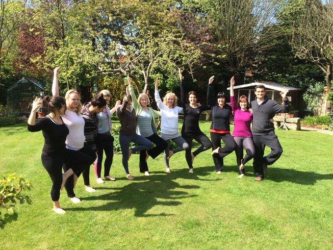 4 Days Summer Bank Ayurvedic Meditation Yoga Retreat in UK