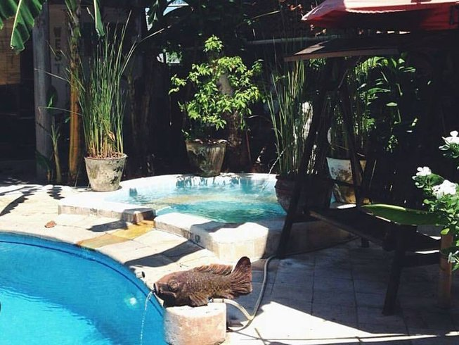 4 Days Surf Camp and Yoga Retreat in Bali, Indonesia