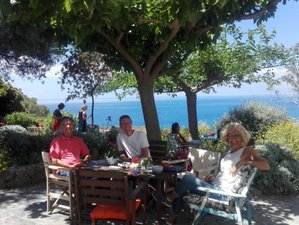 8 Days Life Coaching and Yoga Retreat Crete with Julie