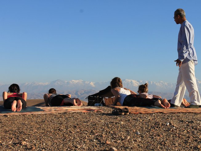 8 Days Harmonizing Yoga Retreat in Marrakech Oasis, Marrakech, Morocco