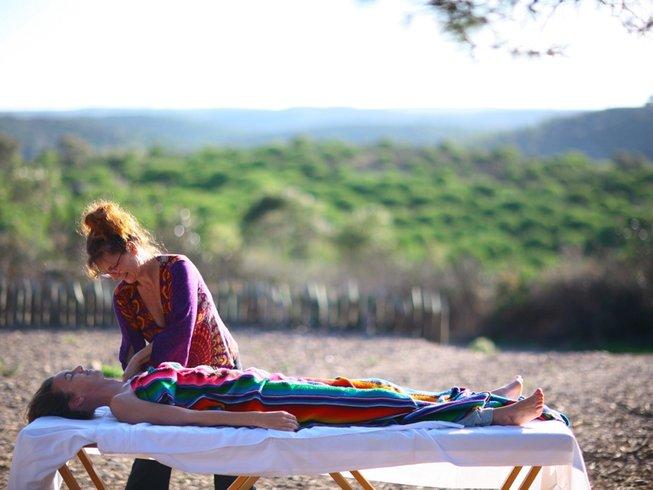 7-Daagse Detox en Yoga Retraite in Aljezur, Portugal