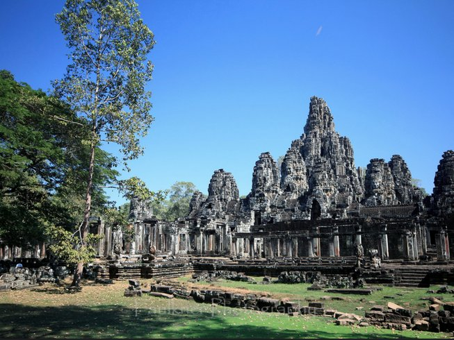 13 Days Exploring Cambodia Yoga Retreat