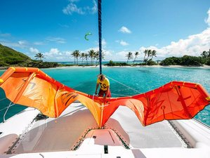 11 Days Kite Surf Camp in Grenadines