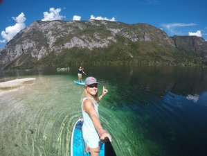 4 Day SUP Camp with Hiking and Local Experience at the Horse Farm in Bohinj