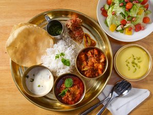 5 Day Live Chef-guided Online Authentic Indian Cooking Course