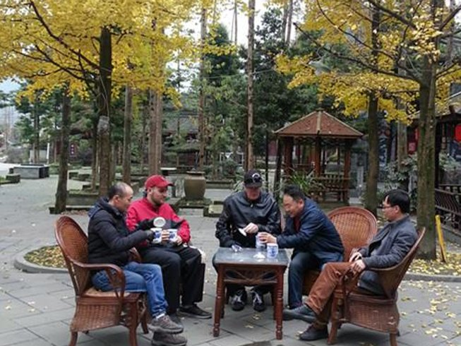 5 Months Kung Fu Instructor Training Course in Chengdu