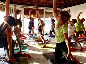 8 Days Strengthening Yoga Retreat in Mexico