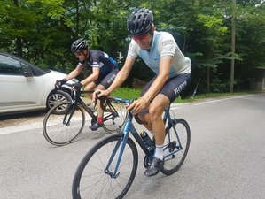 6 Days Dolomites Cycling Tour in Corvara, Italy