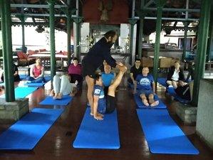 Self-Paced 50-Hour Online Hatha Multi-style Yoga Teacher Training