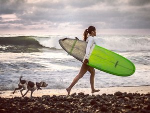 8 Days Advanced Surf Camp in Santa Teresa, Costa Rica