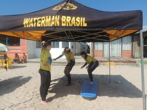 9 Days Surf Camp for All Levels in Florianópolis, Brazil
