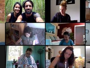 Virtual 200-Hr Tantra, Hatha, Vinyasa & Karma Yoga Teacher Training Pre-Recorded & Live Lectures
