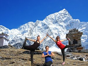 12 Day Yoga and Trekking Tour in Everest Region, Nepal