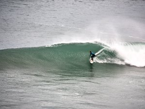 8 Days Refreshing Surf Camp Peniche, Portugal