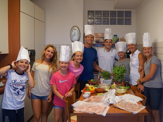 2 Days Pizza Cooking Holidays in Italy