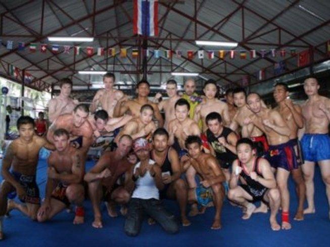 30 Days Muay Thai Camp Thailand