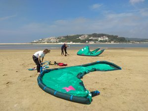 8 Days Kite Surf Camp in Obidos, Portugal