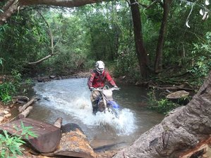 11 Days The Cardamom and Adventure in the Jungle Off Road Motorcycle Tour in Cambodia