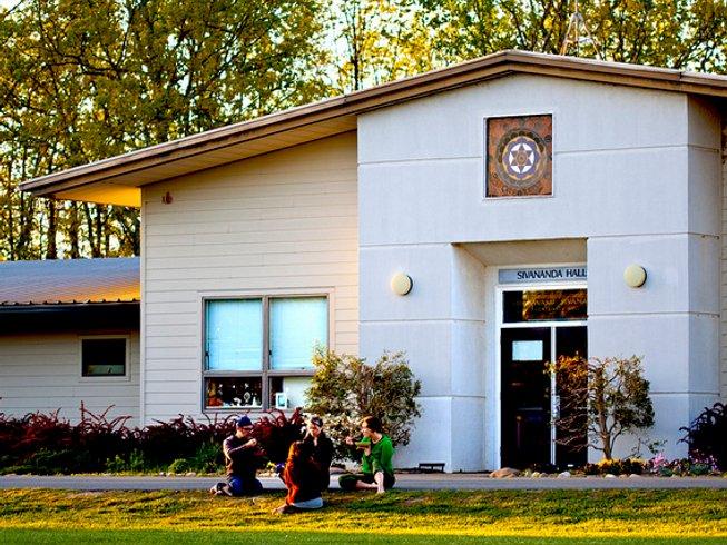 4 Tage Persönlicher Meditations und Yoga Urlaub in Virginia, USA