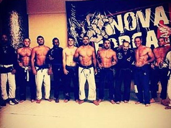 1 Week BJJ Training Camp in Sao Paolo, Brazil