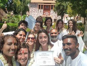 25 Days 200-Hour Foundation Yoga Teacher Training in Rishikesh, India