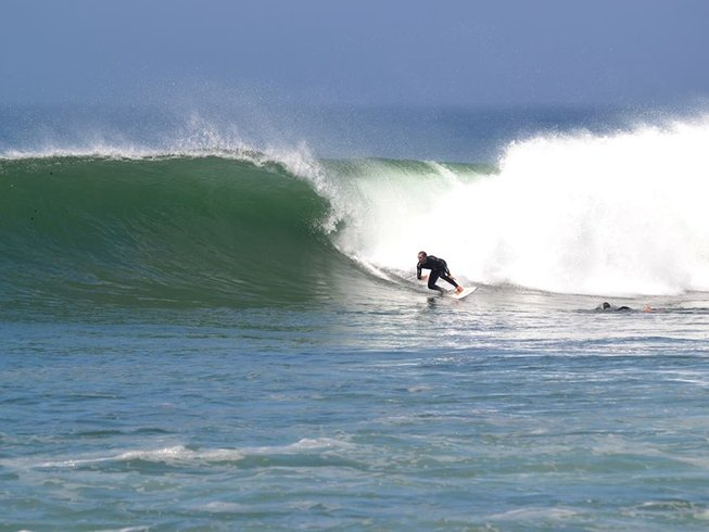7 Days Senegal Surf Camp in Dakar