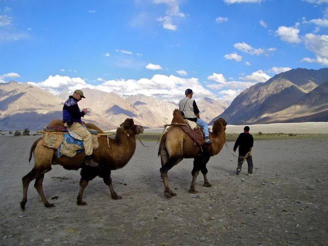 "15 Days ""Little Tibet"" Motorcycle Tour India"
