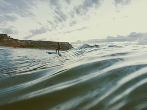 7 Day Surf Skate and Yoga Experience in Peniche