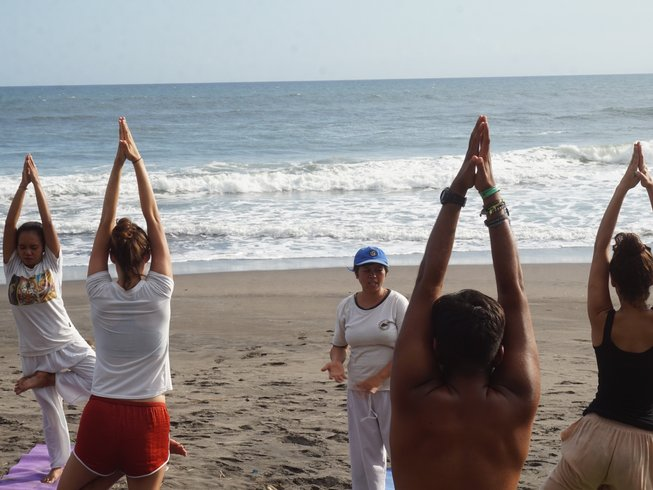 4 Days Balinese Cultural and Yoga Retreat in Tabanan, Bali