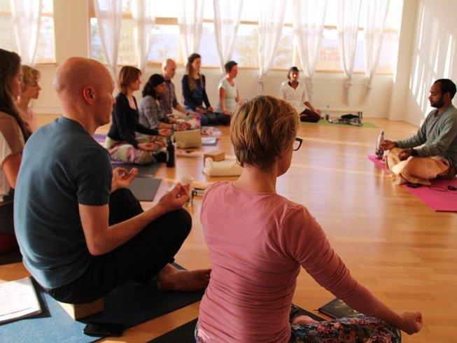 5 días profesorado de yoga de 50 horas: bloque 4 en Gelderland, Holanda