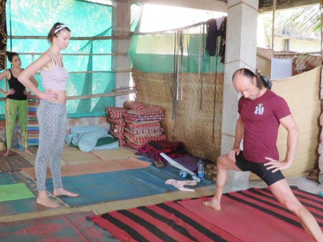 28 Days 200 Hours Yoga Teacher Training in Dharamsala, India