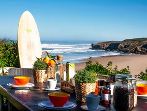 7 Days Surf and Beach Yoga Holiday in SW Algarve, Portugal