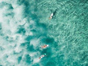 11 Day Salty Surf Package: The Vegan Surf 'n' Yoga Retreat in Fuerteventura