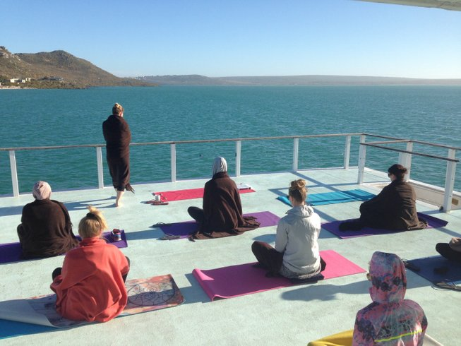 4-Daagse Yoga Retraite in West-Kaap, Zuid-Afrika