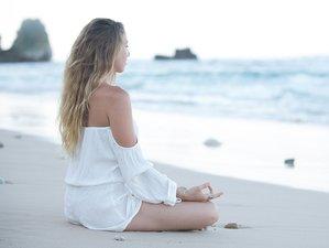 """8 jours en stage de yoga et méditation """"vie de rêve"""" au nouvel an à Puerto Vallarta, Mexique"""