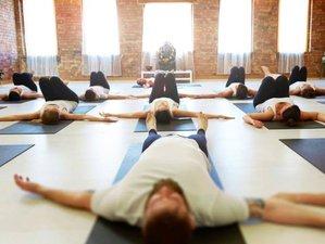 28 jours-200h de formation de professeur de yoga avancée à Pondichery, Inde