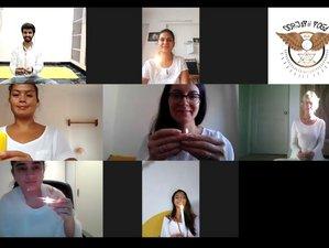 33 Day Online 200-Hour Multistyle Yoga Teacher Training