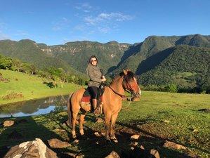 3 Day Horse Riding Holiday in Praia Grande, Sao Paolo