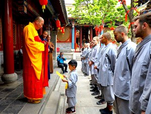 2 Months Authentic Shaolin Monk Training in Shaolin Temple Yunnan, China