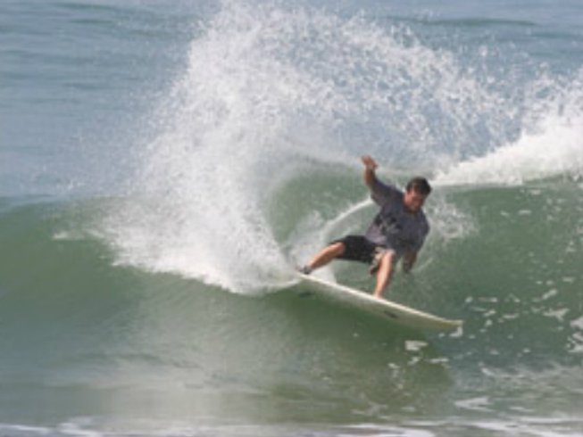 8 Days Spanish, Surfing, Yoga Vacation in Costa Rica