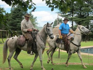 6 Days Horse Riding Tour in South Africa on the Majestic Southern Drakensberg through Lesotho