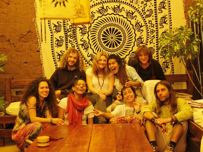7 Days Sacred Connection and Transformational Yoga Retreat in Pisac, Perú