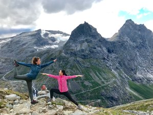 7 Day More Than Just Yoga in Ålesund, Norway