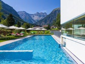 5 Tage Midweek Yoga Meditation Sommer Retreat mit Wellness und Wandern in Vorarlberg, Österreich