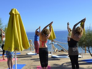 8-Daagse Mindfulness en Yoga Retraite in Griekenland